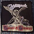 Whitesnake: Saints and Sinners Patch