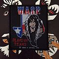 W.A.S.P.: Blind in Texas Woven Patch