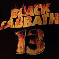 Black Sabbath 2014 Tour Shirt