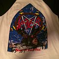Slayer: Altar of Sacrifice Baseball Shirt