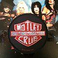 Mötley Crüe: Girls, Girls, Girls Patch