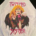 Twisted Sister: Stay Hungry Baseball Shirt