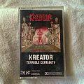 Kreator: Terrible Certainty Cassette Tape / Vinyl / CD / Recording etc