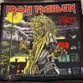 Patch - Iron Maiden Killers Woven Patch