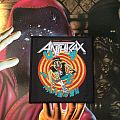 Anthrax: U 4 E Aaahhhh Woven Patch