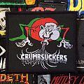 Crumbsuckers Woven Patch