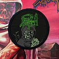 Vintage Death Leprosy Woven Patch