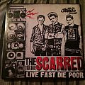 The Scarred: Live Fast, Die Poor Vinyl  Tape / Vinyl / CD / Recording etc