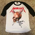 Metallica: Damage Inc. Baseball Shirt