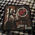 Slayer: Reign in Blood Vintage Patch