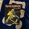 Iron Maiden: Piece of Mind Backpatch