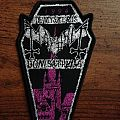 Mayhem De Mysteriis Coffin Patch