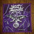 King Diamond - Patch - King Diamond - The Eye Patch
