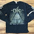 Nile - What Should Not Be Unearthed Tour Shirt