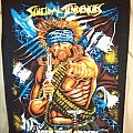 Suicidal Tendencies - Join The Army backpatch (1989)