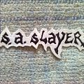 Patch - S.A. Slayer embroidered patch