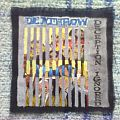 Patch - Deathrow - Deception Ignored handmade painted patch