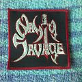 Patch - Nasty Savage - Logo bootleg patch