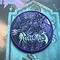 Nocturnus - The key woven patch