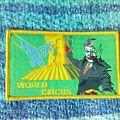Patch - Toxik - World Circus woven bootleg patch [Lim. 100]