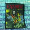 Patch - Exumer - Rising From The Sea woven patch