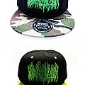 Blood Incantation - Other Collectable - Blood Incantation Snapback Caps