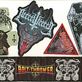 Nunslaughter - Patch - My Patches 18
