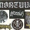 Mortuus - Patch - My Patches 21