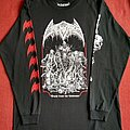Crematory (swe) - TShirt or Longsleeve - Crematory - Wrath From The Unknown - LongSleeve