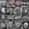 Anatomia - Pin / Badge - My Metal Pins/Badges II