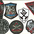 GRAVE DESECRATOR - Patch - My Patches 41