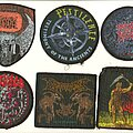 Napalm Death - Patch - My Patches 55