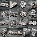 13th Moon - Pin / Badge - My Metal Pins/Badges III