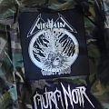 Nifelheim - Battle Jacket - Black Thrash military jacket