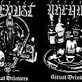URFAUST Ritual Drinkers TShirt or Longsleeve