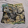 "Agnostic Front ""cause for alarm"" 90s reprint  TShirt or Longsleeve"