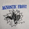 Agnostic Front shirt early 90s