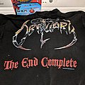 "Obituary ""The end complete"" tour sweatshirt"