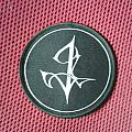 Insomnium official woven patch