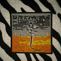 "Testament - ""Practice What You Preach"" patch"