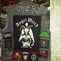 Slayer - Battle Jacket - Denim Jacket Back