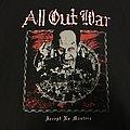 All Out War shirt XL