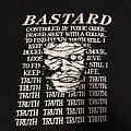 Bastard - TShirt or Longsleeve - Bastard shirt XL
