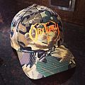 Obituary - camo hat Other Collectable