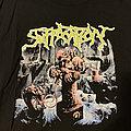 """Suffocation - TShirt or Longsleeve - Suffocation """"breeding the spawn"""" black XL"""