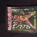 Iron Maiden - Somewhere in Time Patch for Kiske
