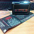 INFERNAL EXECRATOR - Ad Infinitum Satanic Adherent Tape / Vinyl / CD / Recording etc