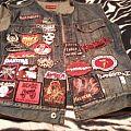 My battle vest\m/\m/ Battle Jacket