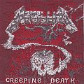 Creeping Death without borders and back Patch