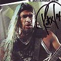 Collectors Card Robert Trujillo Other Collectable